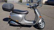 Vespa ET4 125 silber