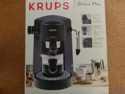 KRUPS Espressomaschine Bravo Plus NEU