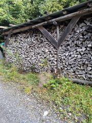 Brennholz Hartholz Meterscheiter