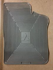 Z1621912 Paßform-Gummimatte vorn rechts grau