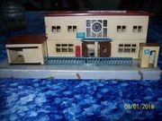 Modellgebäude Metall