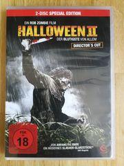 Halloween 2 DVD Rob Zombie