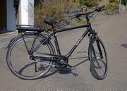 E-Bike von Sinus mit Bosch