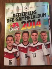 REWE Fußball DFB-Sammelalben EM 2012