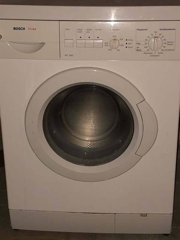 Waschmaschine Zu Verschenken Gunstig Gebraucht Kaufen Und Verkaufen