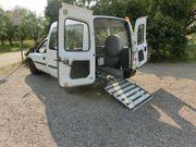 OpelCombo Behindertengerecht Rollstuhltransport