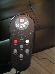 Sessel mit Massage- und Wärmefunktion