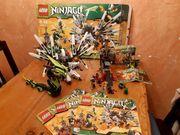 Lego Ninjago 9450 und Lego