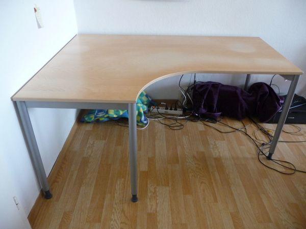 Ikea Eckschreibtisch Birke In Dresden Ikea Möbel Kaufen Und