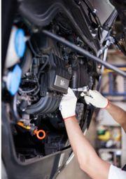 Autoreparatur Automechaniker