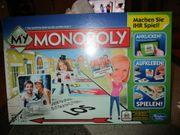 neu spiel my monopoly hasbro