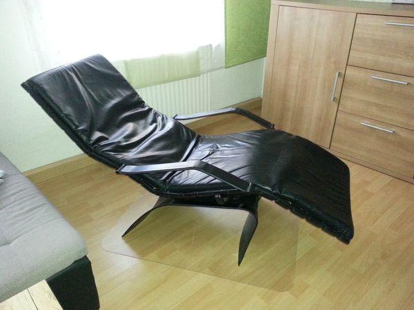 Poltrona frau sessel f.a. porsche liege lounge chair in essingen