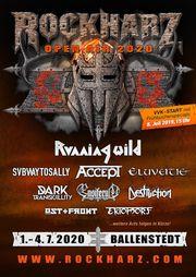 2 Tickets für Rockharz Festival