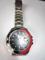 Herren Uhr-Pepsy - GMT Styl optisch