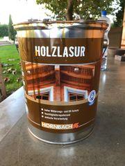 Holzlasur 4 L Farbe kiefer