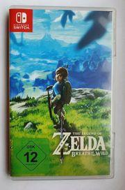 The Legend of Zelda - Breath