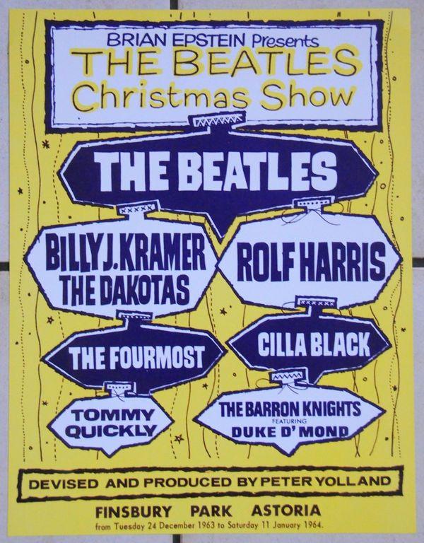 Beatles ``Christmas Show`` » Fanartikel