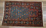 Antik Gebetsteppich Orient Kaukasus Teppich