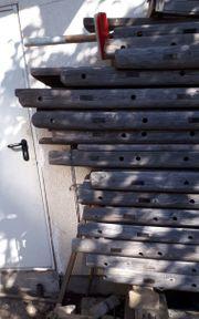 Holzgerüst Gerüst Baugerüst