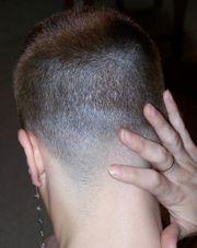 Haareschneiden Friseur