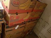 Umzugskartons Bananenkisten Kartons