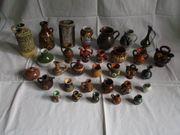 Sehr schöne Vasen Sammlung 32