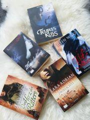 Roman Bücherpaket 5 Stück Einzelpreis