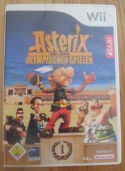 WII Spiele Asterix olympische Spiele