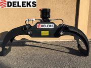 DELEKS® DK-14 GR55FF Rotator Holzzange