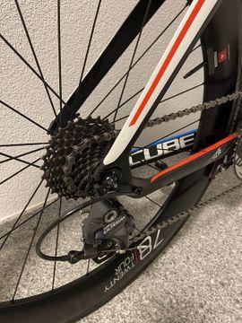 CUBE Aerium race HPC inkl: Kleinanzeigen aus Dortmund Hörde - Rubrik Mountain-Bikes, BMX-Räder, Rennräder