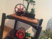 Dampfmaschine - Original Stuart Beam Engine