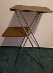 Tisch für Dia Projektor