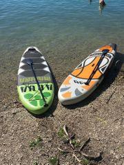 Verleih - Vermietung Stand up paddle -