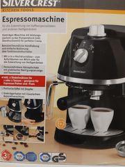 Espressomaschine NEU
