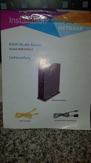 N300 WLAN-Router NETGEAR