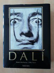 Dalí Salvador - 780 Seiten - sehr