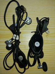 Kopfhörer Freisprecheinrichtung original Motorola 2