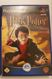 PS 2 Harry Potter und
