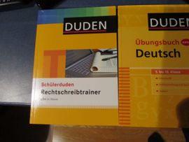 DUDEN Übungsbücher Lernbücher zu verkaufen: Kleinanzeigen aus Obersulm - Rubrik Schul- und Lehrbedarf