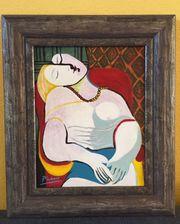 Pablo Picasso Original Ölgemälde signiert