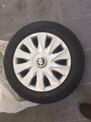 4 Winterreifen BMW -