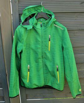 Grüne Northville Jacke für Jungs (Gr.170)