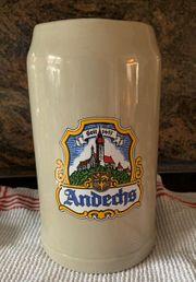Andechser Bierkrug 1l