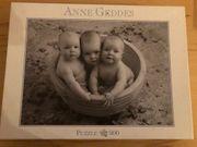 Puzzle Anne Geddes neuwertig Babys