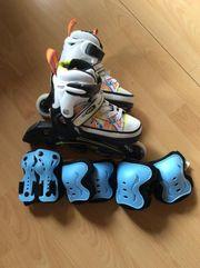 Kinder Mädchen Inline Skates Gr