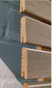 Rhombusleiste Rautenleiste grau Lärche 21x68mm