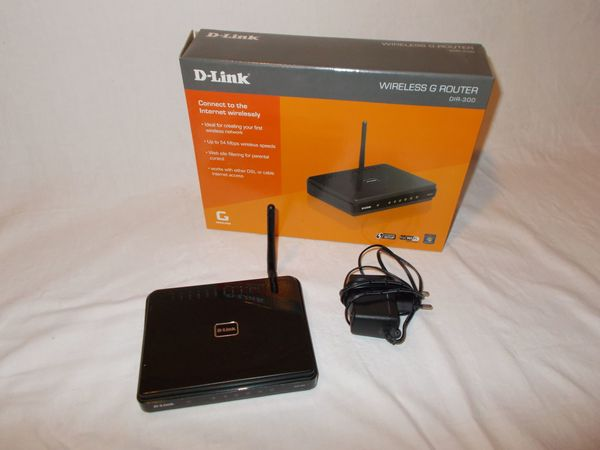 Wlan-Router D-Link DIR-300