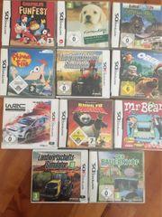 DS Spiele