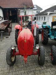 Porsche Standard Traktor