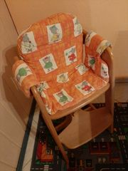 Kinderhochstuhl Kinderstuhl Treppenhochstuhl Herlag